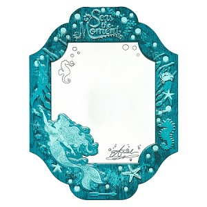 Disney Mirror - Ariel Nautical - Seas the Moment