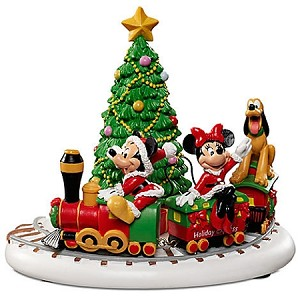 Disney Figurine - Mickey's Holiday Train Express by Dept. 56