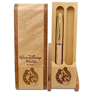 Disney Arribas Pen Case - Personalizable Mickey Mouse Case