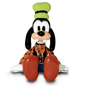 Disney Arribas Figurine - Goofy - Jeweled Mini
