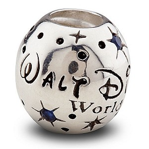 Disney Chamilia Charm - Walt Disney World Bead