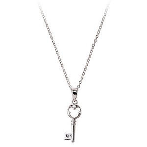 Disney Necklace - Mickey Mouse Icon Key