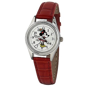 Disney Wrist Watch - Classic Minnie Mouse
