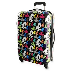 Disney Rolling Luggage - Pop Art - Mickey Mouse - 26