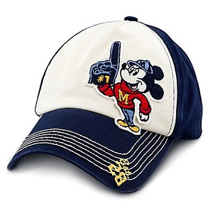 Disney Hat - Baseball Cap - Mascot Mickey Mouse