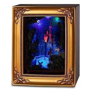 Disney Gallery of Light - Cinderella Castle by Olszewski