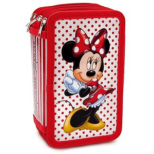 Disney Deluxe Pencil Kit - Minnie Mouse