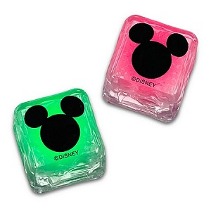 Disney Ice Cube Set - Glowing Mickey Mouse