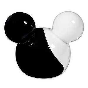 Disney Salt and Pepper Shaker Set - Mickey Mouse - Black and White