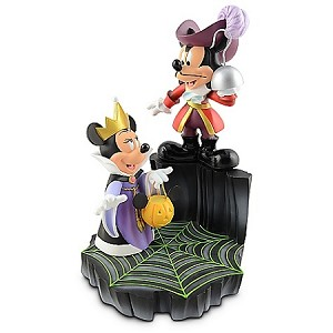 Disney Medium Figure -  Minnie and Mickey Mouse - Villains