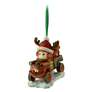 Disney Christmas Ornament - Tow Mater