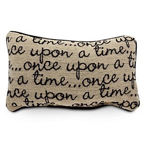 Disney Throw Pillow Cushion - Once Upon a Time - Happily ever after