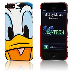 Disney iPhone 5 Case - Donald Duck Face