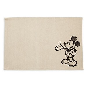Disney Placemat - Gourmet Mickey Mouse Woven Placemat