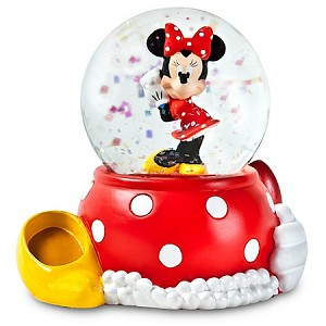 Disney Snow Globe - Minnie Mouse - Best of Mickey