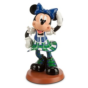 Disney Big Figure Statue - Minnie Mouse Highland Dancer
