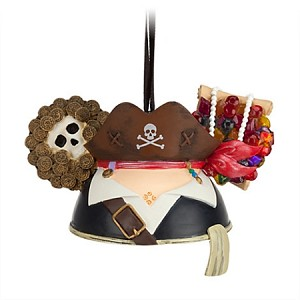 Disney Ear Hat Ornament - Pirates of the Caribbean