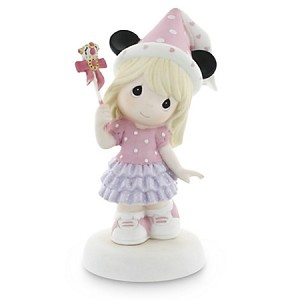 Disney Precious Moments Figurine - Put a Little Sparkle in Your Heart