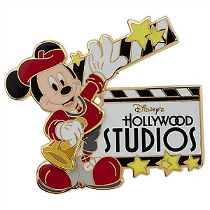 Disney Hollywood Studios Pin - Director Mickey Mouse