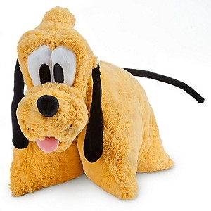 Disney Pillow Pet - Pluto Plush Pillow -- 20