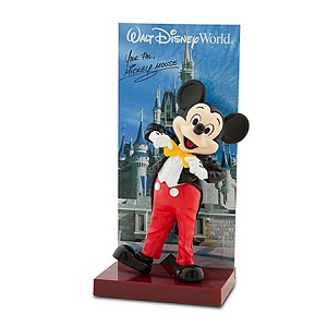 Disney Collectible Figurine - Mickey Mouse - Walt Disney World
