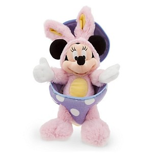 Disney Plush - Easter Egg Minnie Mouse Bunny