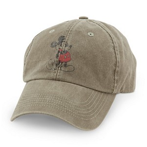 Disney Hat - Baseball Cap - Mickey Mouse Classic