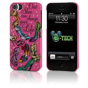 Disney Iphone 5 Case - One Shoe Can Change Your Life