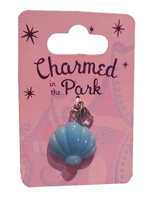 Disney Dangle Charm - Charmed in the Park - Ariel Seashell