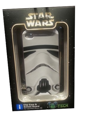 Disney Iphone 4 Case - Star Wars - Storm Trooper