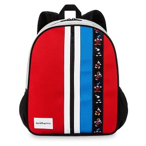 Disney Backpack Bag - Mickey Mouse Striped - Walt Disney World