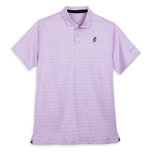 Disney Nike Polo Shirt for Men - Mickey Mouse - Lilac