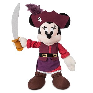 Disney Plush - Pirates of the Caribbean - Minnie Mouse - 12'