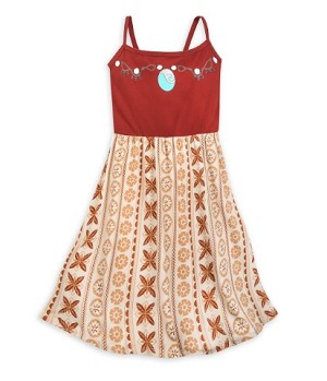 Disney Sun Dress for Women - Moana