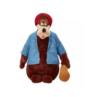 Disney Plush - Br'er Bear - Splash Mountain - 17'