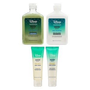 Disney H2O+ Hair and Body Set - Sea Marine and Sea Salt