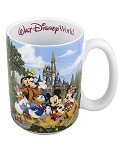 Disney Coffee Mug - Storybook Attractions - Mom
