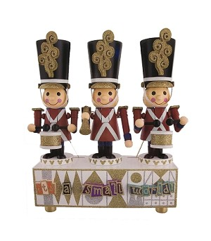 Disney Figurine Set - It's a Small World - Musical Nutcrackers