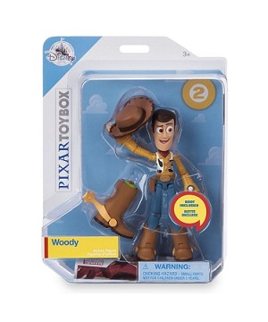 Disney Action Figure Set - Woody - Toy Story
