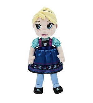 Disney Animators Plush - Elsa Plush Doll - 12