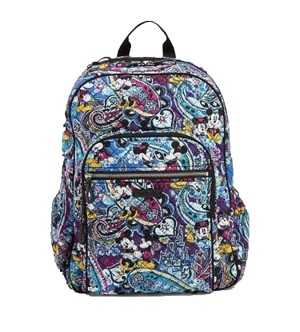 Disney Vera Bradley Campus Backpack - Mickey's Iconic Collection