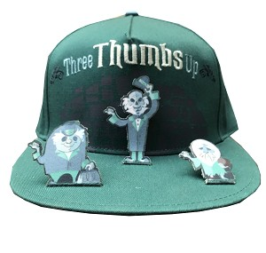 Disney Hat - Baseball Cap - The Haunted Mansion - Three Thumbs Up