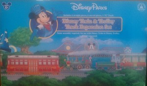 Disney Play Set - Walt Disney World Railroad Train Track Set