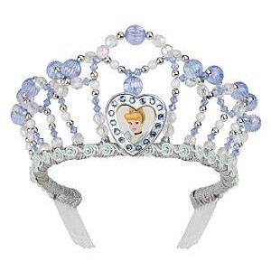 Disney Princess Tiara - Costume Crown - Cinderella
