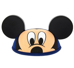 Disney Hat - Ears Hat - Mickey Mouse Face - Infant