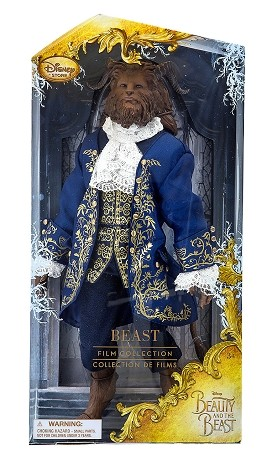 Disney Doll - Beauty and the Beast Film - Beast