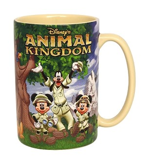 Disney Coffee Mug - Tree of Life - Animal Kingdom