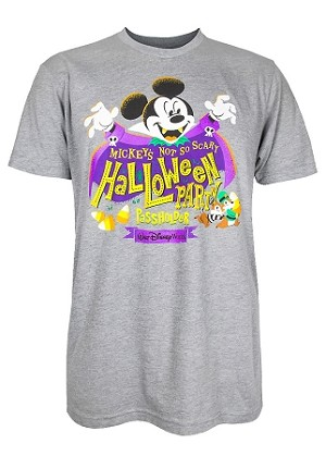 Disney Adults Shirt - 2017 Not so Scary Halloween Party - Passholder
