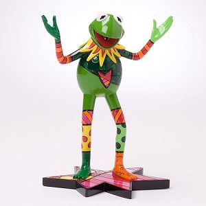 Disney Britto Figurine - Kermit the Frog