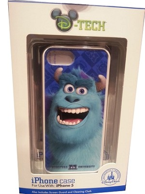 Disney Iphone 5 Case - Monsters University - Sulley